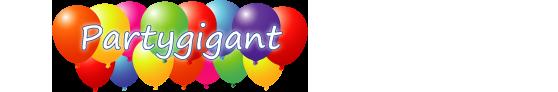 Welkom bij Partygigant, springkussens en vele andere partyverhuur producten!